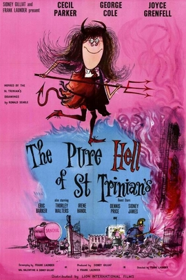 The Pure Hell of St. Trinian's( 1960 )