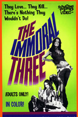 The Immoral Three( 1975 )