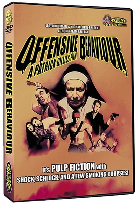 Offensive Behaviour( 2004 )