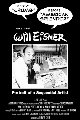 Will Eisner: Portrait of a Sequential Artist( 2007 )
