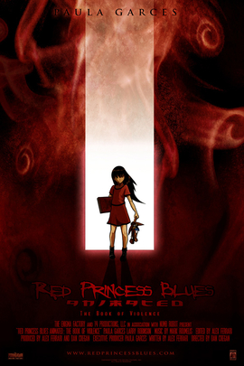 Red Princess Blues Animated: The Book of Violence( 2007 )
