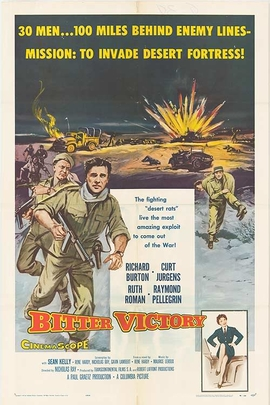 Bitter Victory( 1957 )