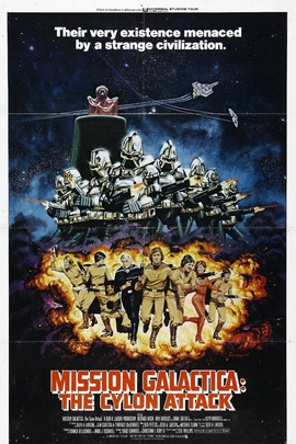 Mission Galactica: The Cylon Attack( 1978 )