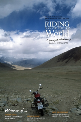 Riding Solo to the Top of the World( 2006 )