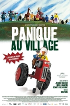 惊恐小镇/Panique au village(2009)