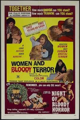 Women and Bloody Terror( 1969 )