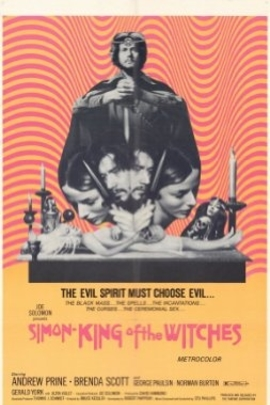 Simon, King of the Witches( 1971 )