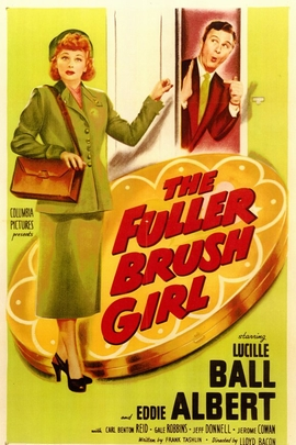 The Fuller Brush Girl( 1950 )