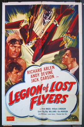 Legion of Lost Flyers( 1939 )