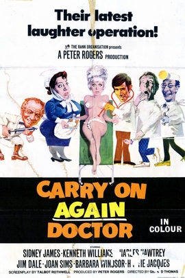 Carry on Again Doctor( 1969 )