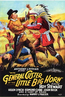 General Custer at Little Big Horn( 1926 )