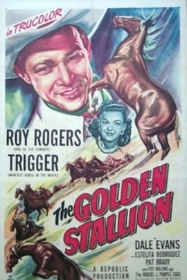 The Golden Stallion( 1949 )