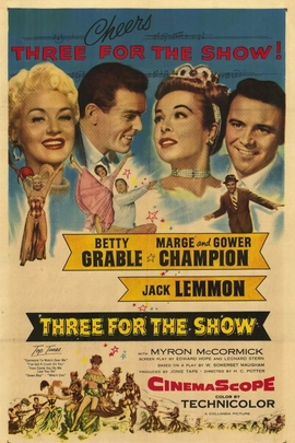 Three for the Show( 1955 )