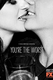 属你最坏/You're the Worst(2014)