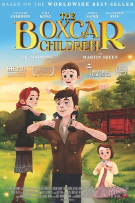 The Boxcar Children( 2014 )