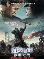 猩球崛起:黎明之战/Dawn of the Planet of the Apes(2014)