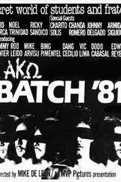 Alpha Kappa Omega Batch '81/Batch '81(1982)