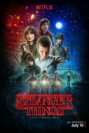 怪奇物语/Stranger Things(2016)