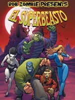 鬼界超级混蛋The Haunted World of El Superbeasto (2009)