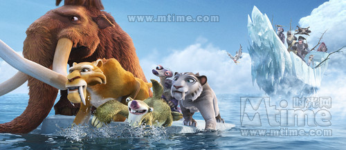 冰川时代4Ice Age: Continental Drift(2012)剧照 #05