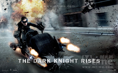 蝙蝠侠:黑暗骑士崛起The Dark Knight Rises(2012)桌面 #11C