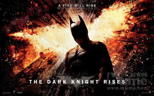 蝙蝠侠:黑暗骑士崛起The Dark Knight Rises(2012)桌面 #3C