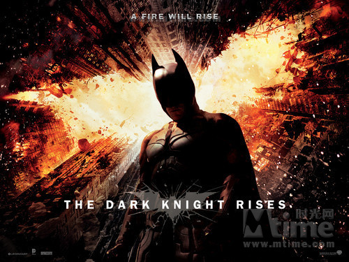 蝙蝠侠:黑暗骑士崛起The Dark Knight Rises(2012)桌面 #3B
