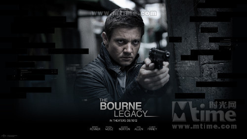 谍影重重4The Bourne Legacy(2012)桌面 #2B