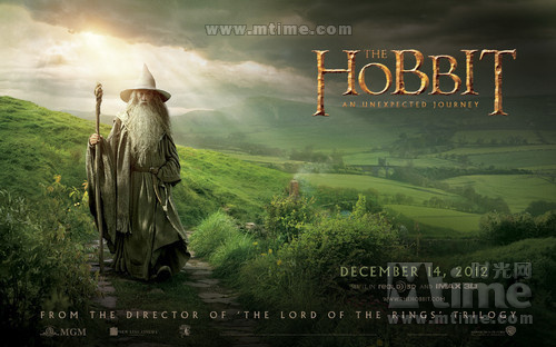 霍比特人1:意外旅程The Hobbit: An Unexpected Journey(2012)桌面 #02C