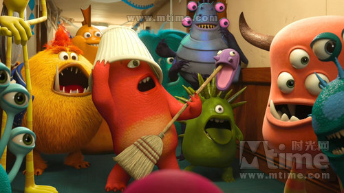 怪兽大学Monsters University(2013)剧照 #14