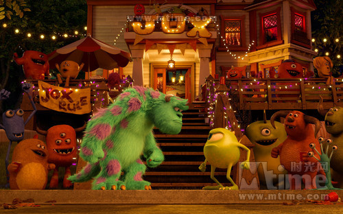 怪兽大学Monsters University(2013)剧照 #25