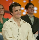 生活照 #01:内森·菲利安 Nathan Fillion