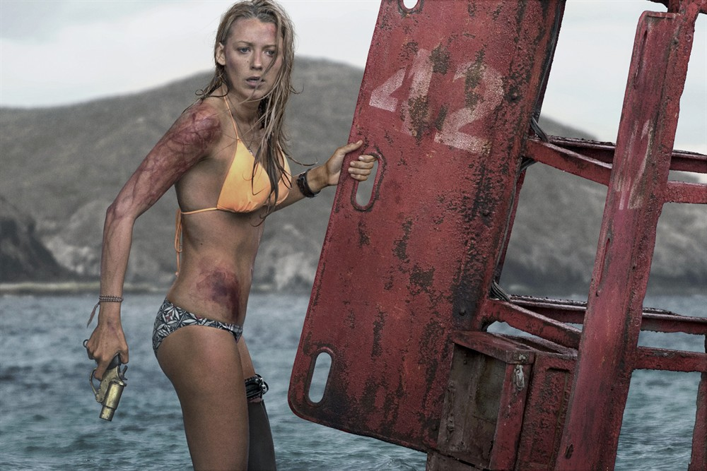 [4K电影]鲨滩 (2016) The Shallows