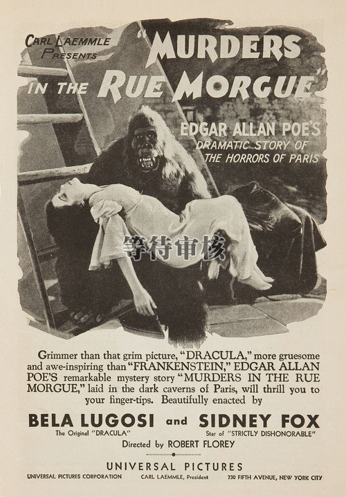 the rue morgue