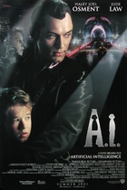人工智能/A.I.: Artificial Intelligence (2001)