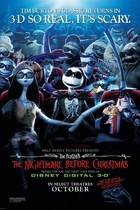 圣诞夜惊魂/The Nightmare Before Christmas(1993)